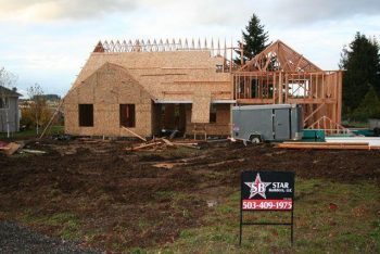 Salem OR New Home Construction