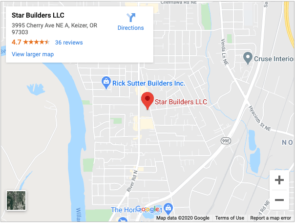 Star Builders LLC on Google Maps